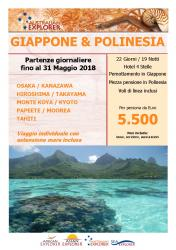 Giappone & Polinesia Francese